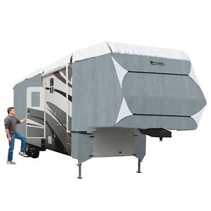 Fifth wheel house cover vr