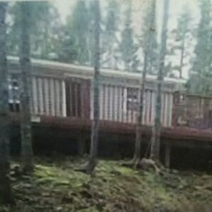 Cabin on the river - Falls Lake - Pioneer Dr. /  2.2 acres