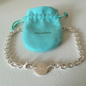 Tiffany&Co Sterling Silver Choker necklace London Ontario image 1