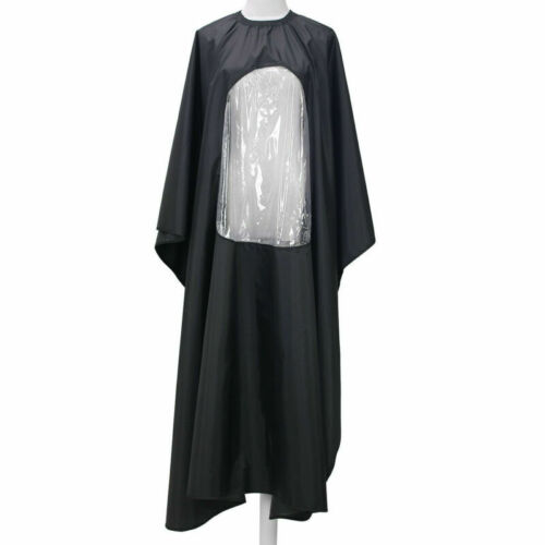 Pro Waterproof Hair Cutting Hairdressing Cape Barber Hair Gown Salon Cloth Apron