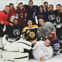 Looking for 1-2 guys to join our summer hockey team. A-AA Skill
