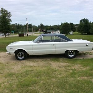 Voiture Antique Plymouth GTX 1967