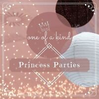 One of a Kind Princess Parties