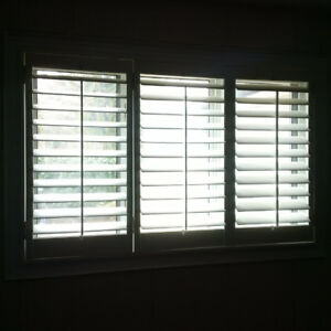 California Wood Shutters