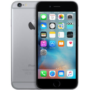 Apple iPhone 6 Plus 16GB SPACE GRAY Factory Unlocked condition