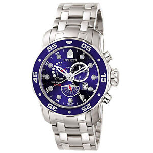 Invicta Men's 6087 Pro Diver Collection Power Reserve Stainless