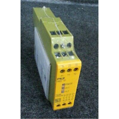 Pilz 774300 Pnoz X1 Safety Relay 24v Ac 24v Dc