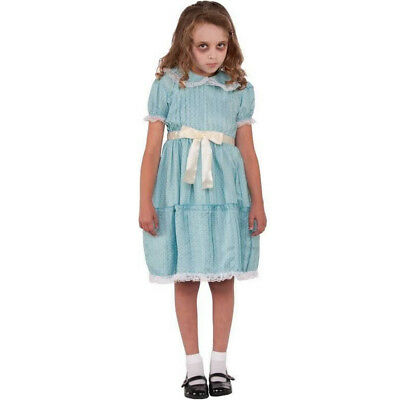 Creepy Child Costume (Creepy Sister - The Shining Twin Child Costume)