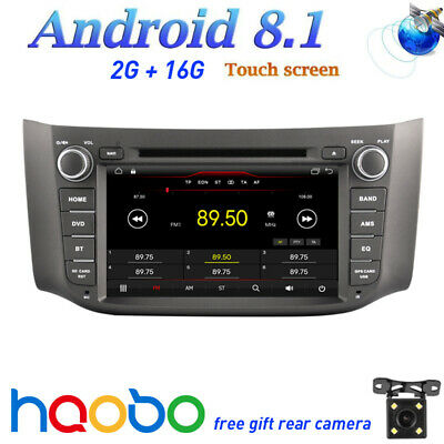 Android 81 Car GPS Touch Navi screen for Nissan Sylphy B17 Sentra Pulsar 2012
