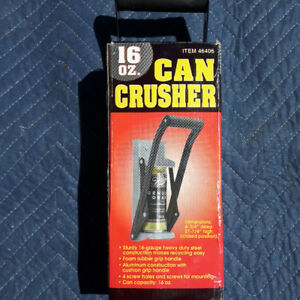 Can Crusher (Neuf)