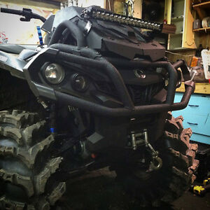 ATV/UTV LED Light bars and Cubes
