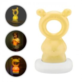 BROTHER MAX TEDDY CARRY NIGHT LIGHT