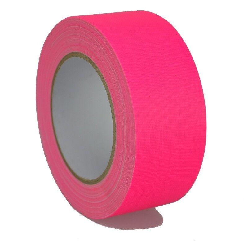 Marking Tape 649-50P 1 31/32in x 82 0/12ft Gaffer Neon Pink Matte Marker