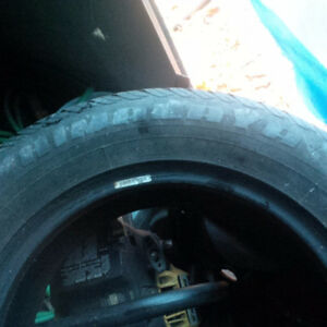 4   205 65 R15 HIMALAYA SNOW TIRES