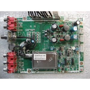 TV Plasma 569HU3854D high frequency AV input tuner board HD +