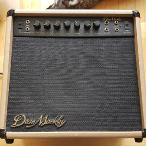 Dean Markley  K-50 guitar amp Reverb 50 Watts