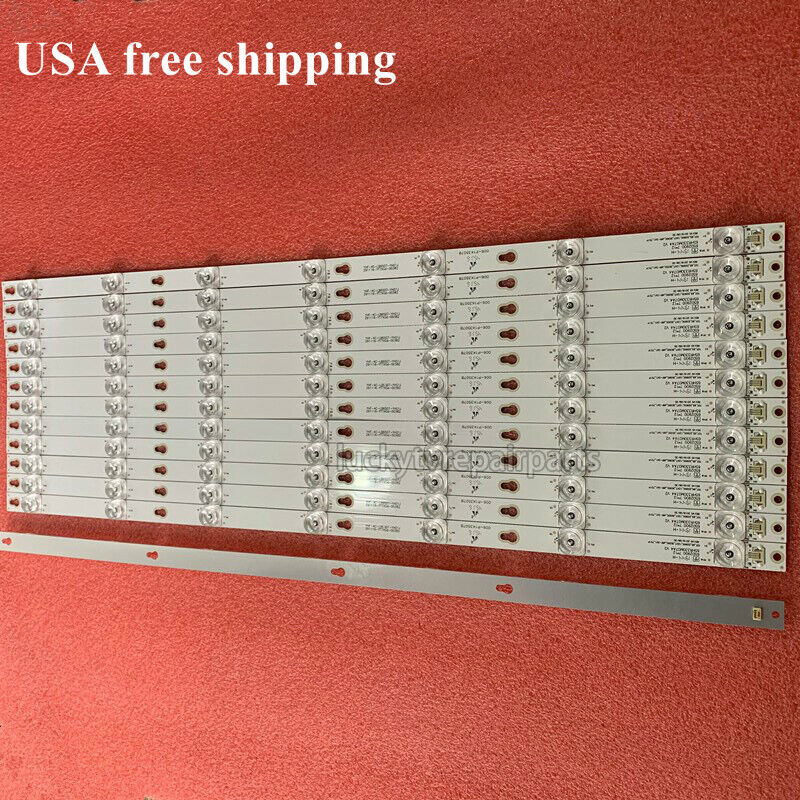 006-P1K3507B LED Backlight Strips (12) for TCL 65S401 65S405 65D2900