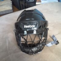 Casque de ringuette ou hockey