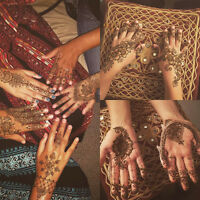 Professional, Certified henna artist for your next event.