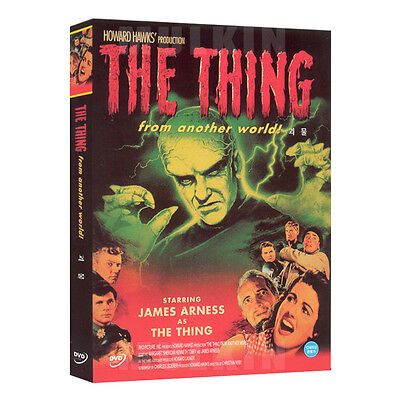 The Thing From Another World (1951) DVD - James Arness (*NEW *SEALED)