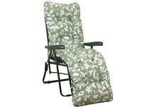 Brand New Garden Reclining Chair