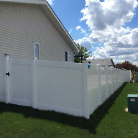 VINYL FENCE/CHAINLINK/ORNAMENTAL..YOUR Expert INSTALLER
