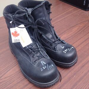 New  Warm Wet Weather Work Construction Safety Toe Boots Terra