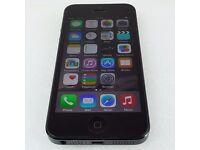 Apple Iphone 5 Black Unlocked 16GB