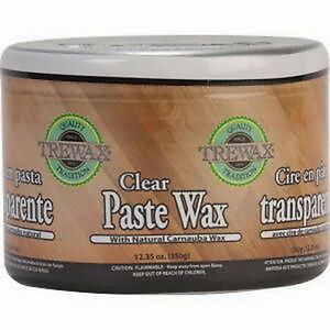 NEW - 2 cans of Trewax Clear Paste Wax 12.35 oz Kitchener / Waterloo Kitchener Area image 1