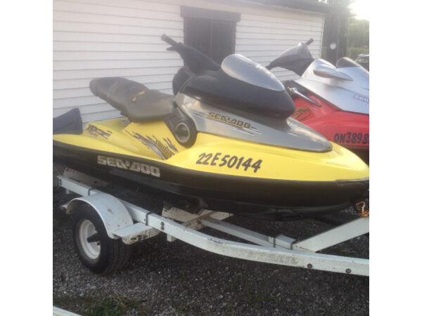 Used 1999 Bombardier seadoo xp