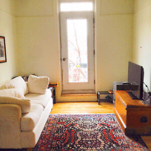 1 chambre  Mile End / Outremont