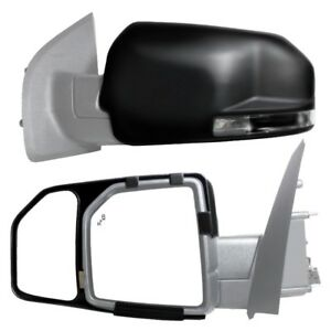 NEW---Snap & Zap Ford F150 Towing Mirror