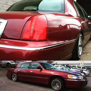 1999 Lincoln Town Car Lowrider