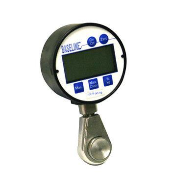 Baseline 12-0237 Digital Hydraulic Pinch Gauge With LCD Display 100 Lbs (Digital Hydraulic Pinch Gauge)