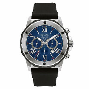 Bulova 98B258 Marine Star Mens Watch