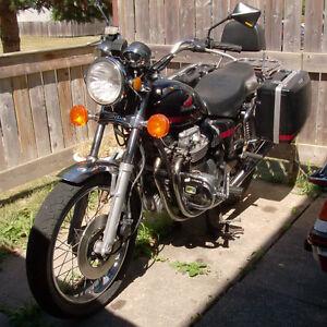 1980 HONDA CB650A REPOSTED
