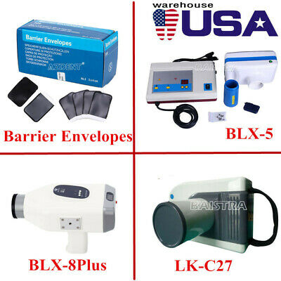 3 Types Dental X Ray Machine Portable Mobile Film Imaging Unitbarrier Envelopes
