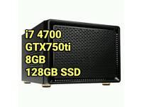 i7 4700 / GTX750ti / 8GB / 128GB SSD