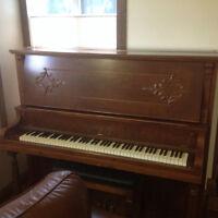 Piano  Berlin de 1908