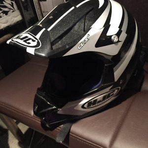 HJC Motocross/Snowmobile Helmet