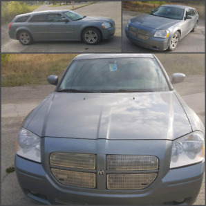 2006 Dodge Magnum RT with a HEMI