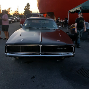 charger 69 engine A-1 asking 48 negotiable