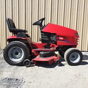 TORO 18HP WHEEL HORSE 268HYDRO (2009)