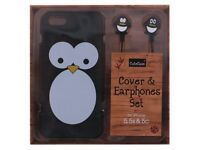 Cutecase Gift Set for IPhone 5 & 5s