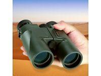 Brand New USCAMEL Military HD 10x42 Waterproof Binoculars Hunting Telescope High Quality ARMY GREEN