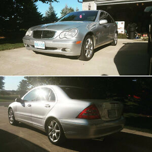 MERCEDES LOW KILOMETERS 5750$ OR TRADE FOR TRUCK Kitchener / Waterloo Kitchener Area image 5
