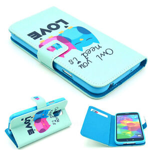 Magnetic Flip Cover Stand Wallet PU Leather Case For Note 3- A41