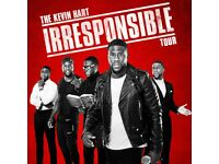 2x Kevin Hart Tickets. Arena Birmingham, 30th August 19:00. Section, BK B, row G, seats 20-21.