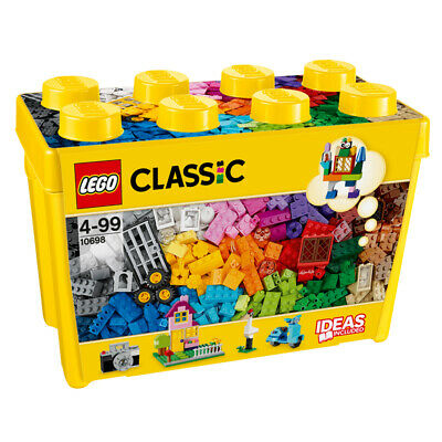 Lego Classic Large Creative Brick Box 10698 NEW