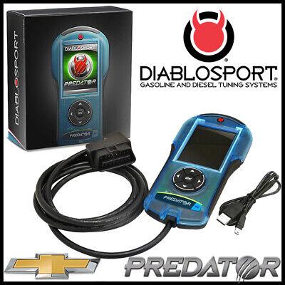 Diablo Sport Predator 2 Programmer Tuner 1999-2016 GAS Chevy Silverado Trucks